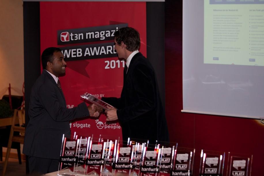 Novalnet award best payment provider