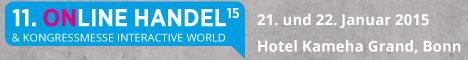 Jahreskongress Online Handel