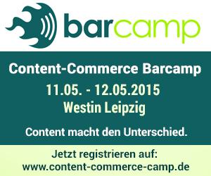 Content-Commerce Barcamp