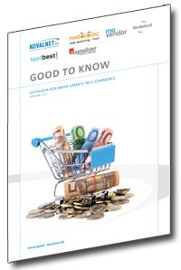 Mehr Umsatz im E-Commerce: kostenloser Leitfaden mit nützlichen Informationen und hilfreichen Tipps und Tricks