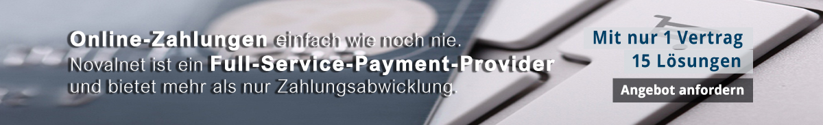 Novalnet Online Zahlung